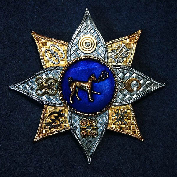 The Royal Order of the Fire Dog